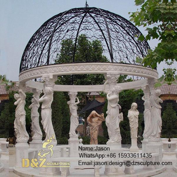Marble Garden Gazebo
