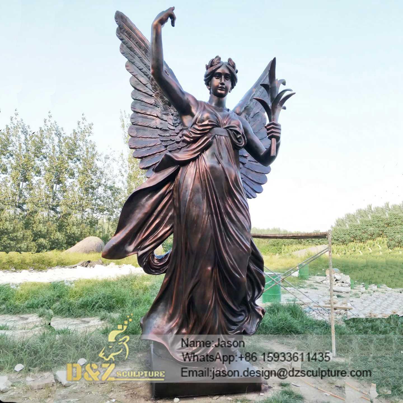 Choir of Angels sculpture