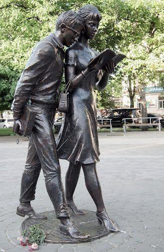 Pin di Alex su Statue