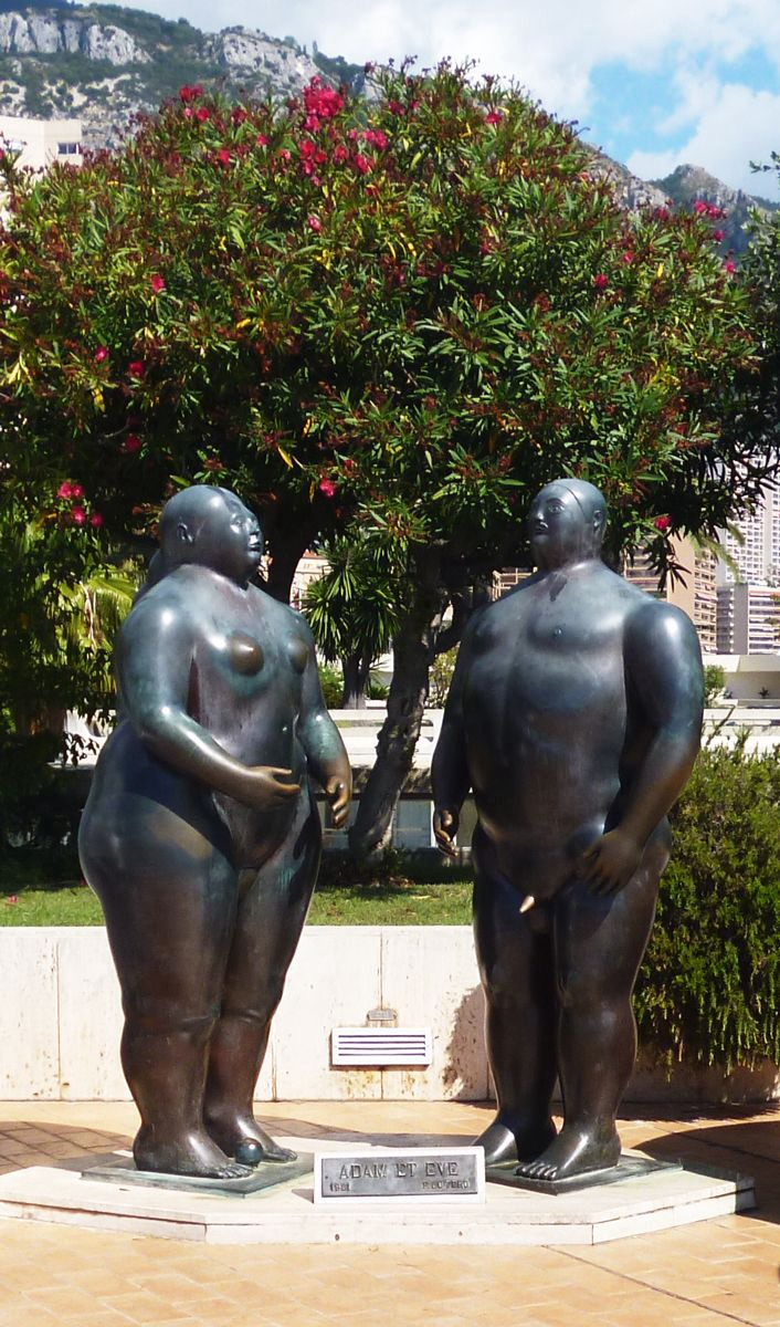 Adam and Eve in Monte Carlo