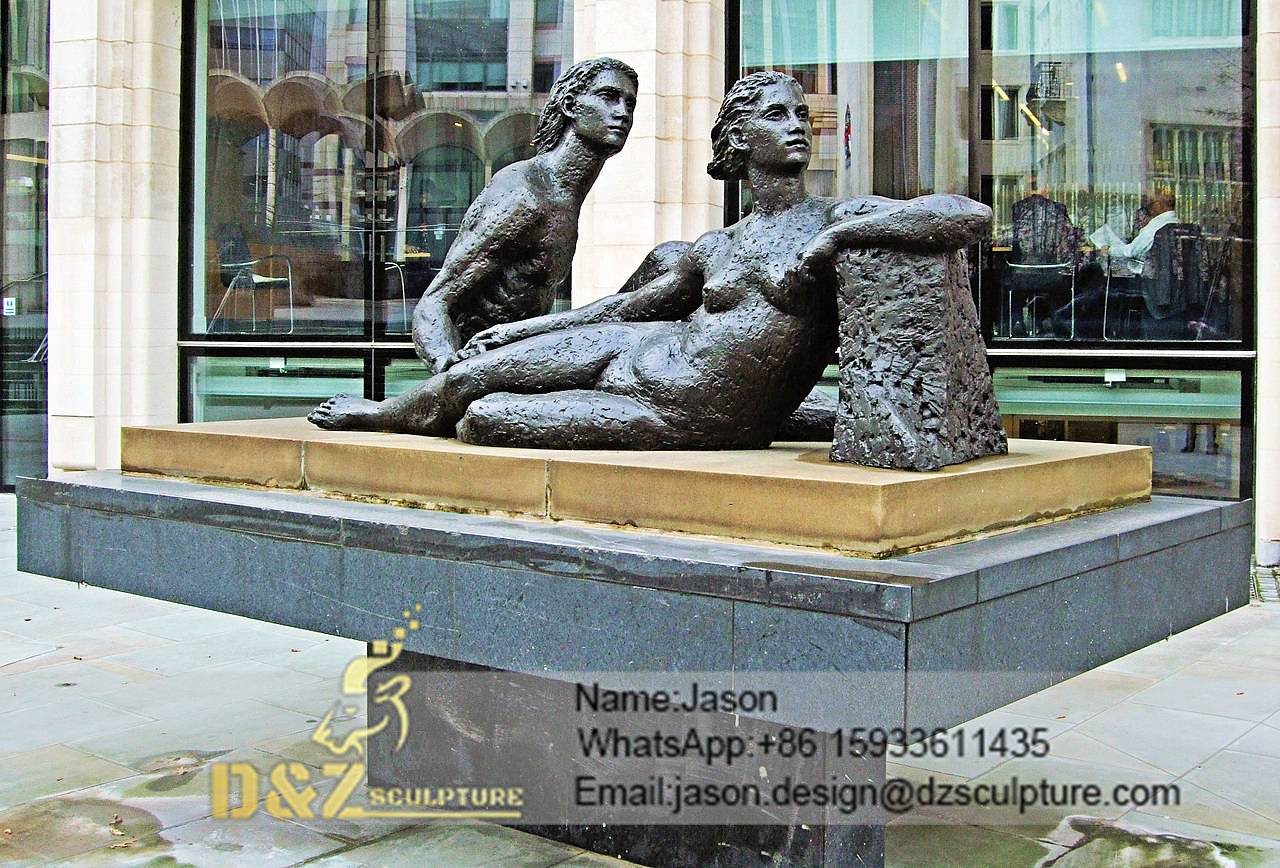 city decorative figures sculpture