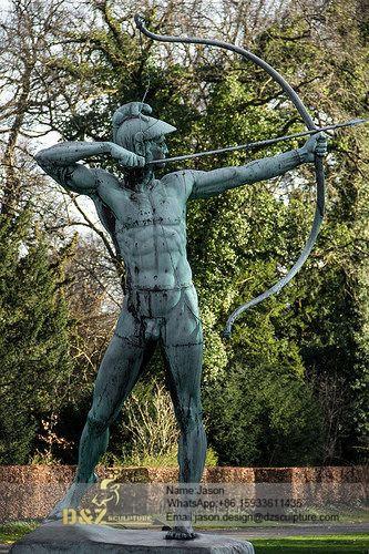 statue of Apollo Archer