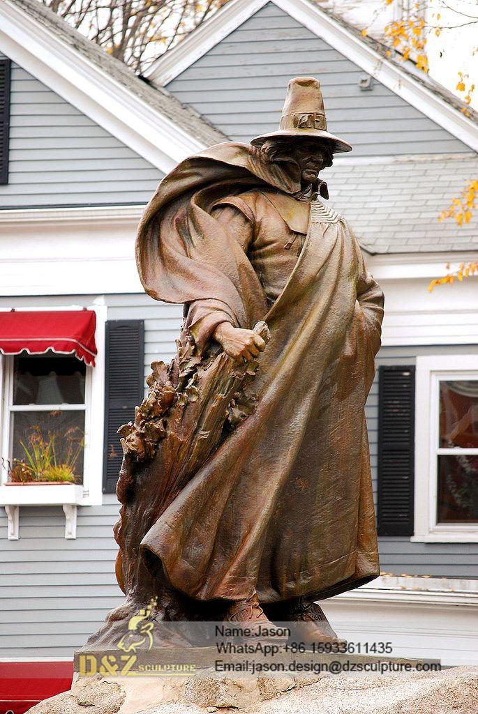 statue of Roger Conant