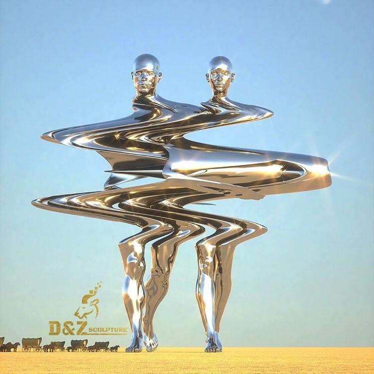 large 3d figures sculpture