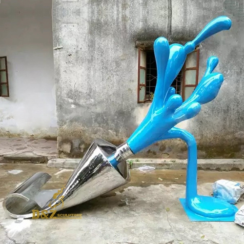 innovative abstract art sculpture