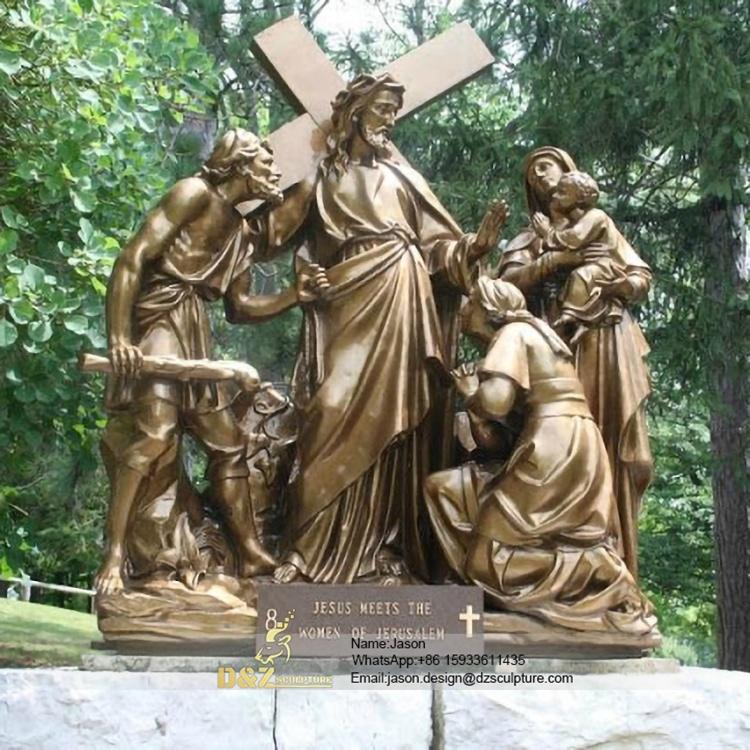 Jerusalem mourn for jesus
