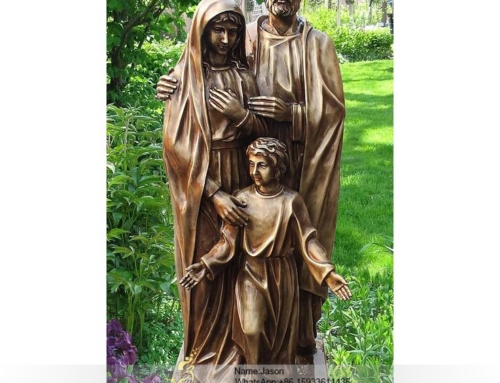 Younger love three Holy Family