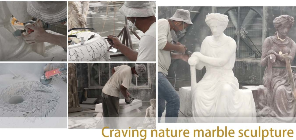 carving statue stone