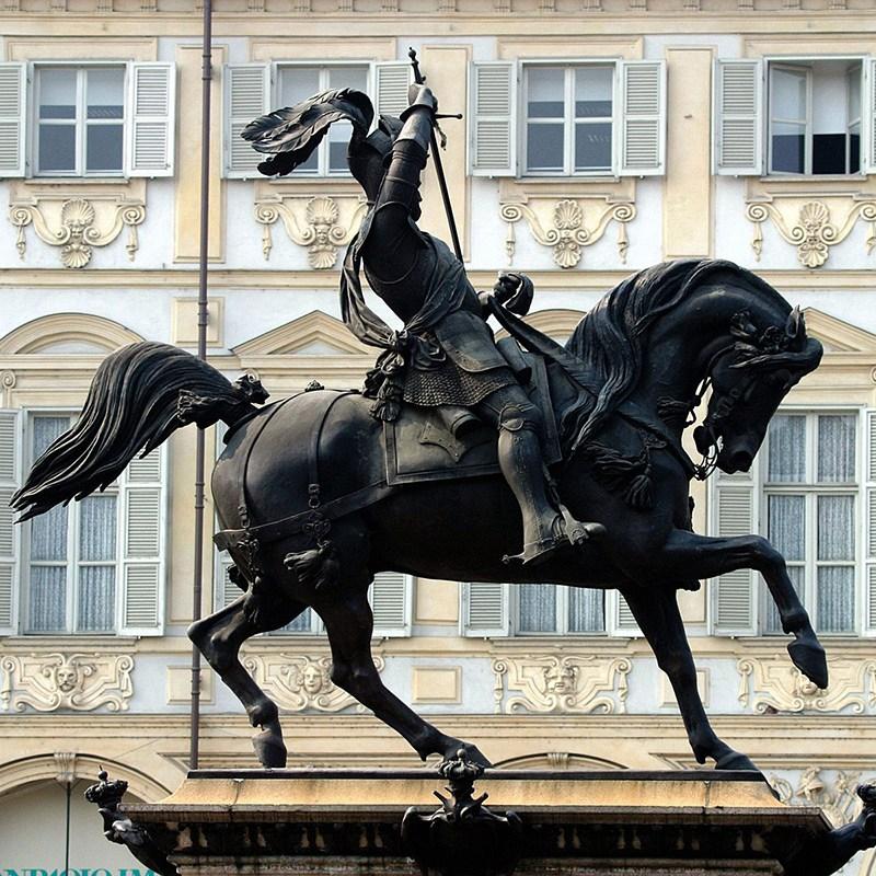 rider soldier sculpture