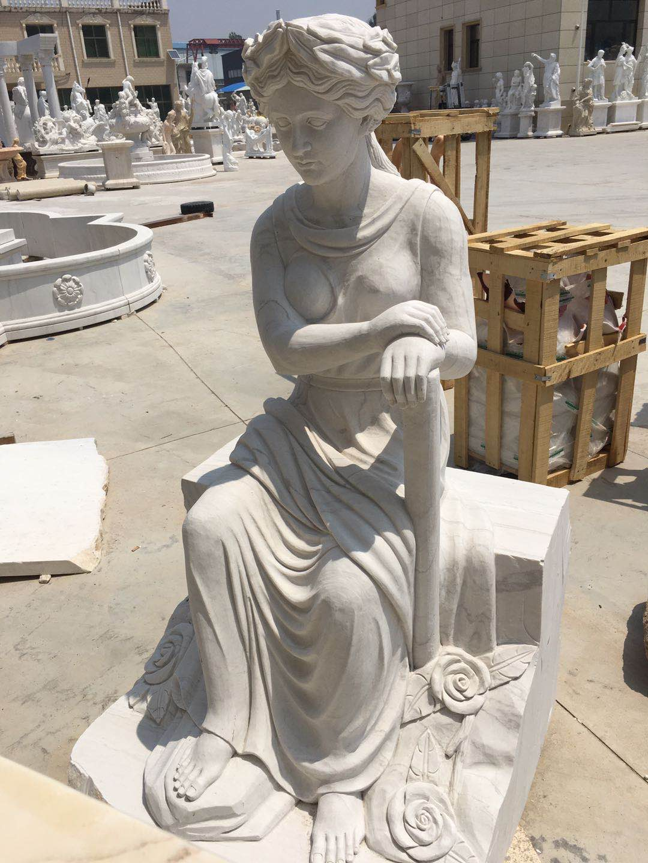 carves statue