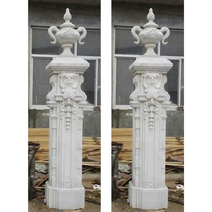 Decor Pillars