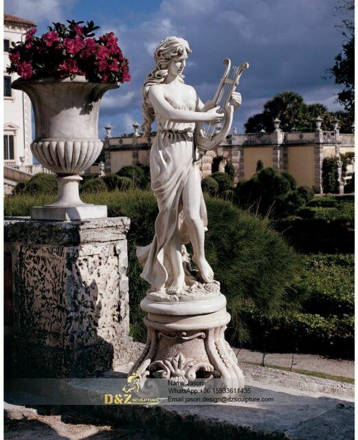 Garden modern stone sculpture