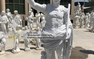 Julius Caesar statue