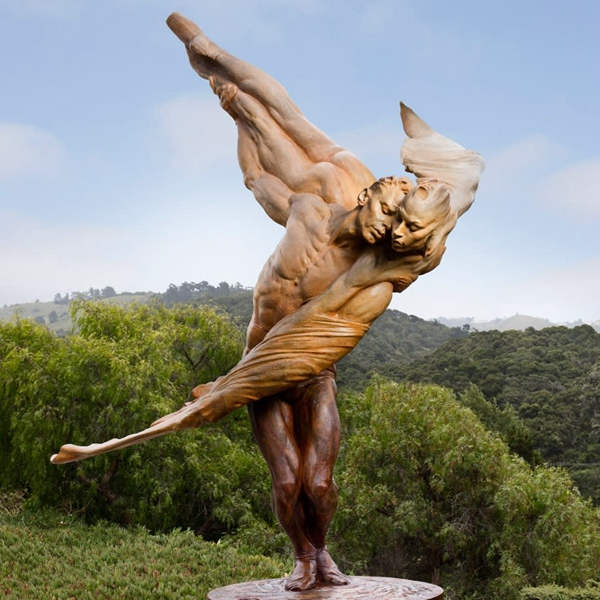 Richard MacDonald art sculpture