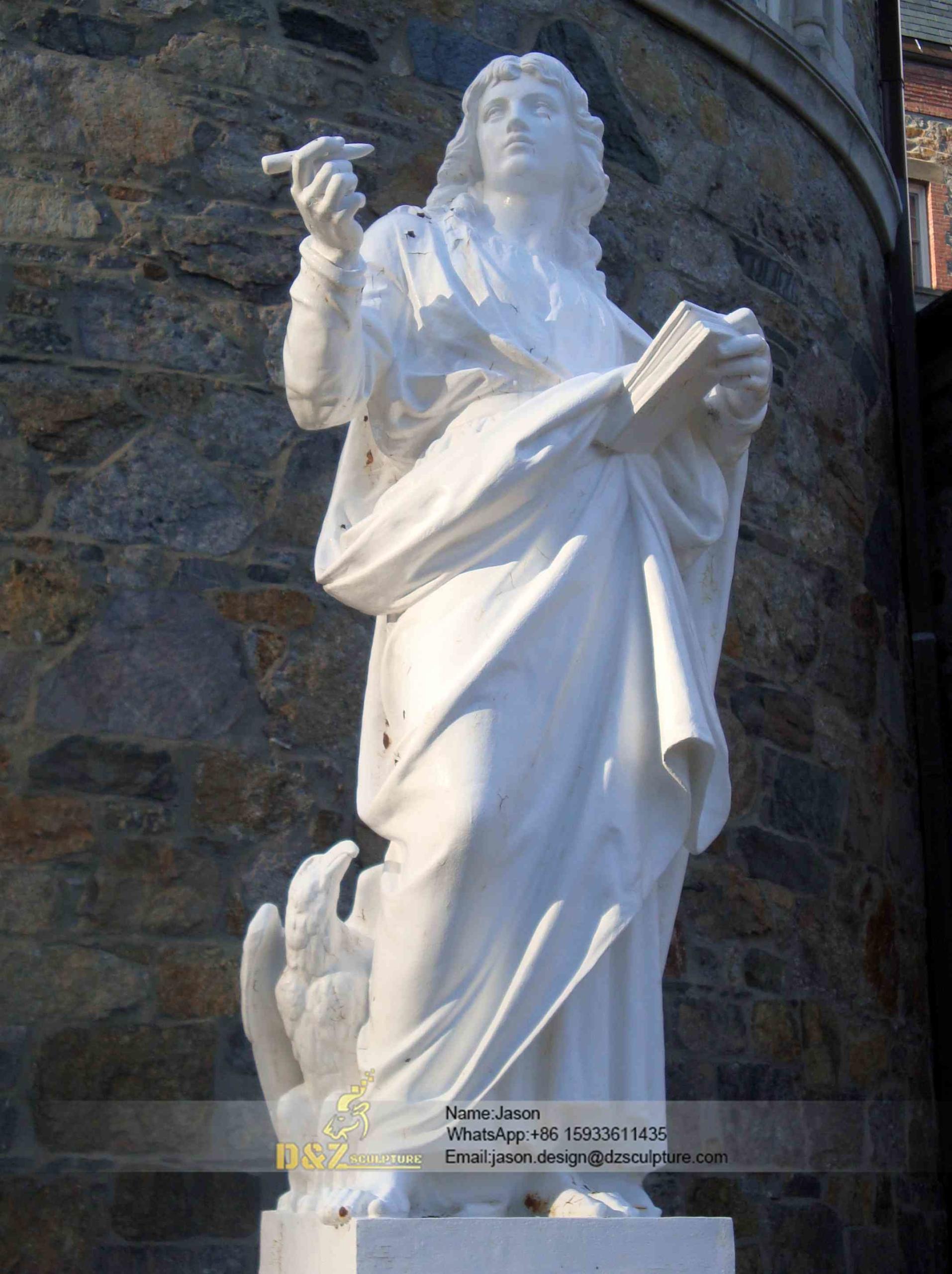 St johns statue