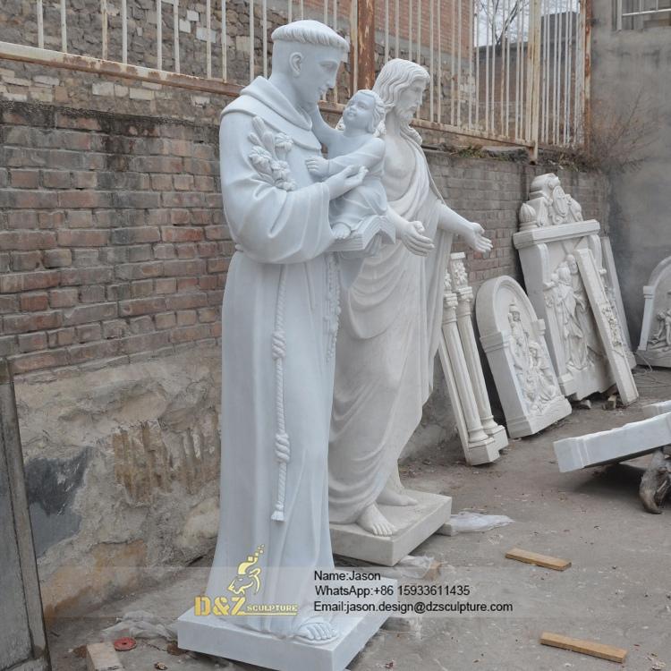 St. Anthony sculpture
