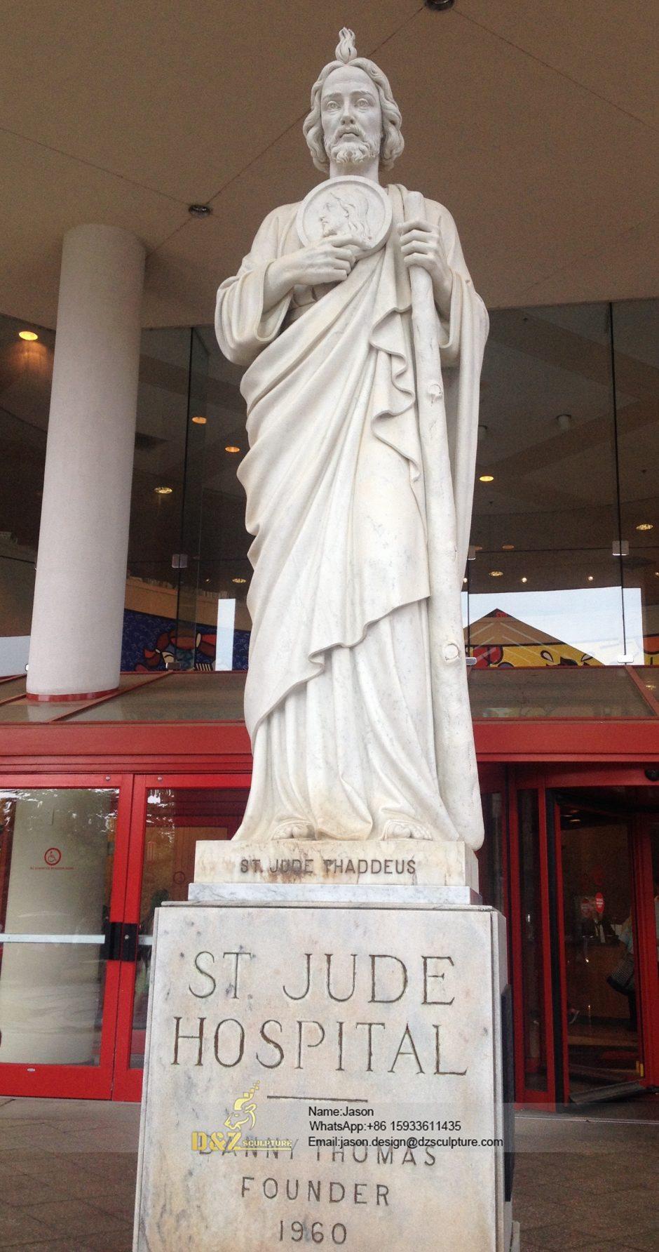St.Jude sculpture
