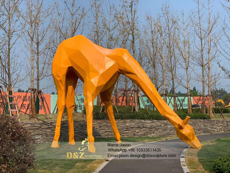 Top giraffe Sculpture