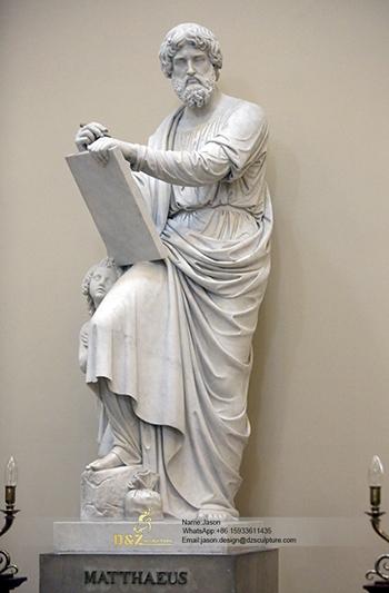 St.Matthias sculpture