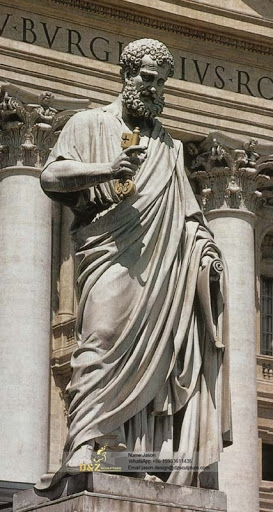 St.Peter statue