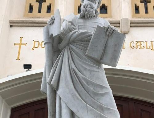 Statue of Matthias