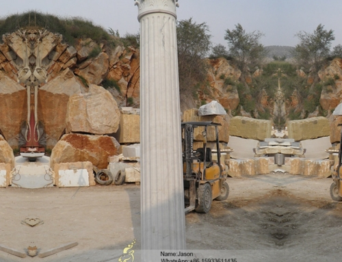 Roman pillar