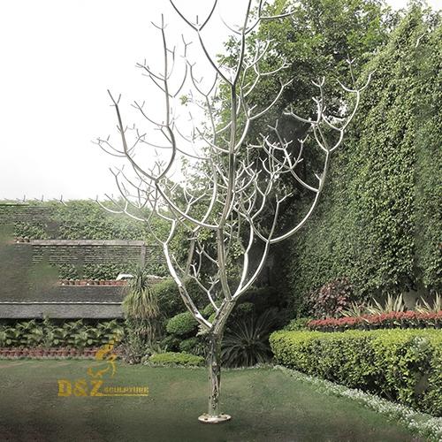 stainless steel sculpture outdoor