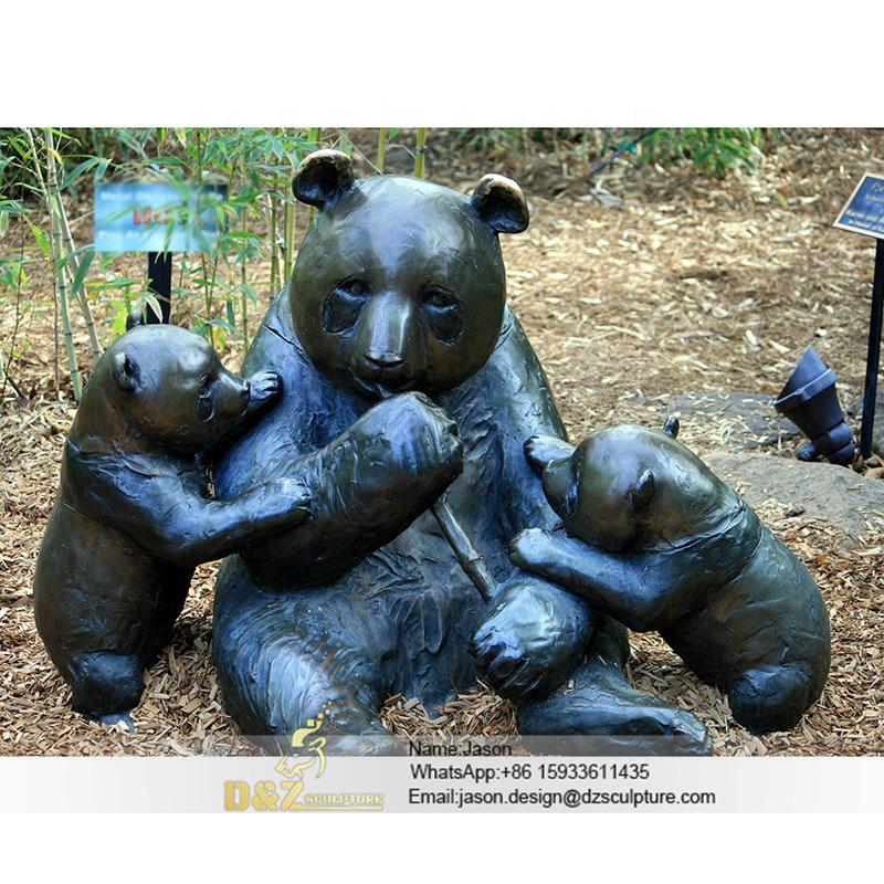 Popular design bronze bears